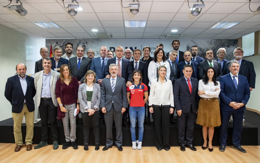 La presentación de Spain Sports Global