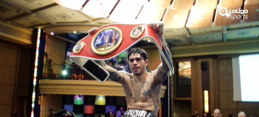 Una velada de leyenda en el Casino Boxing Series