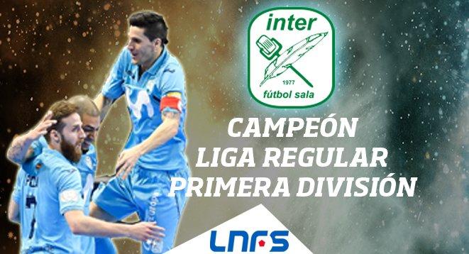 Movistar Inter, la idiosincrasia de un equipo campeón