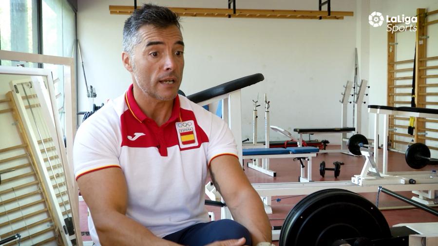 Luis Brasero: el método físico