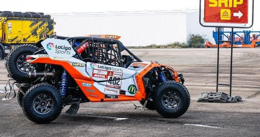 Emilio Ferrando ante el sueño de su vida: Rally Dakar 2019