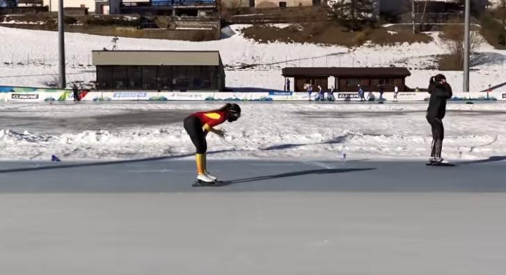 El futuro del patinaje de velocidad sobre hielo