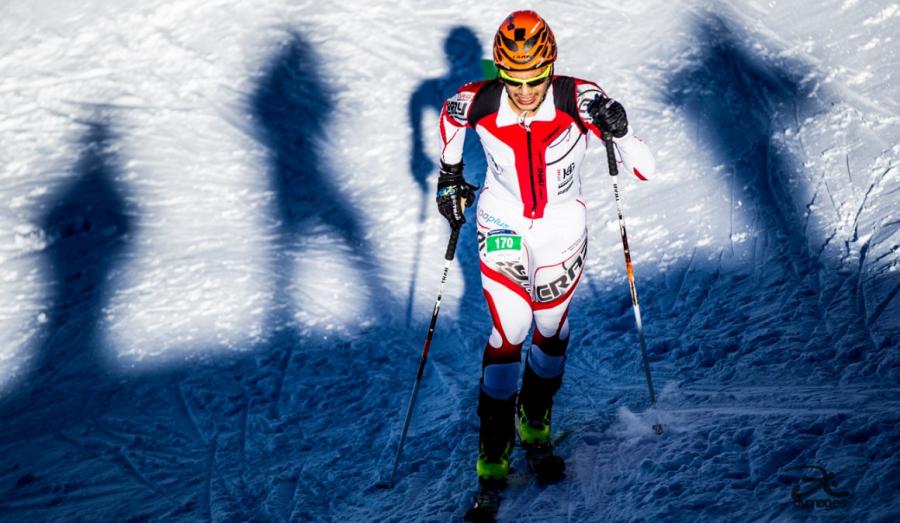 La espectacularidad del esquí de montaña