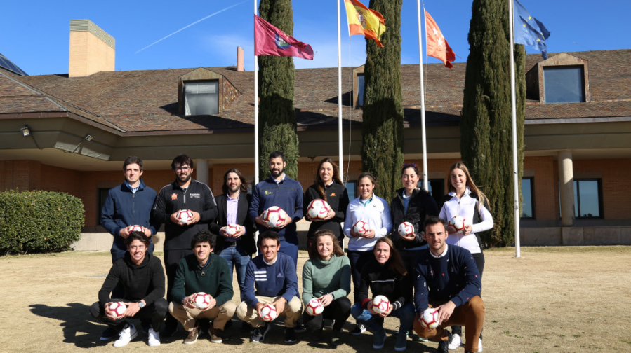 Pro Spain Team 2019: la cantera del golf español