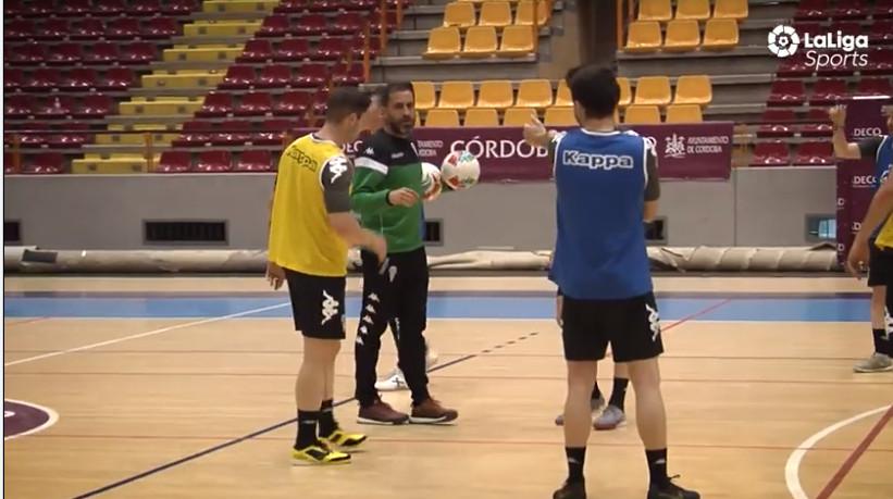 El proyecto del Córdoba CF Futsal para llegar a lo más alto