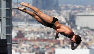 Nico García Boissier, el saltador con vértigo