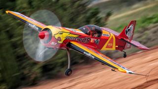 El sábado en el Campeonato de España de Vuelo Acrobático