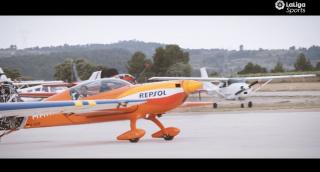 Las imágenes más espectaculares del Campeonato de España de vuelo acrobático