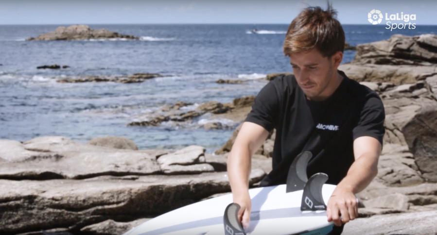 Guillermo Carracedo, el descubridor de olas
