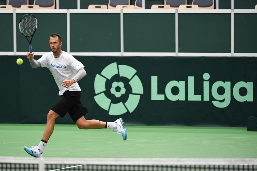 LaLiga se convierte en nuevo patrocinador oficial de la Davis Cup