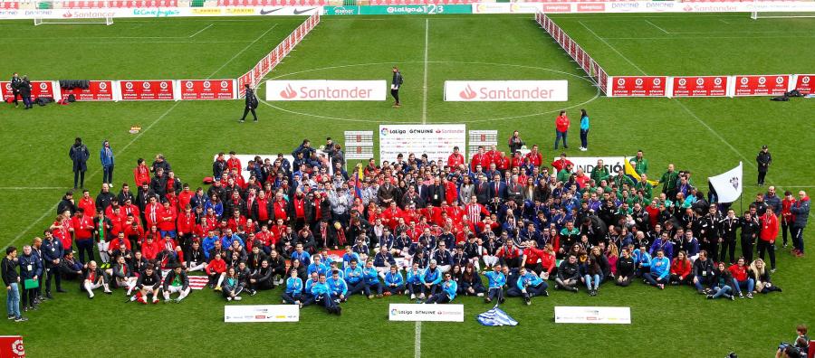 LaLiga Genuine Santander, una liga de valores que refuerza la imagen de los clubes