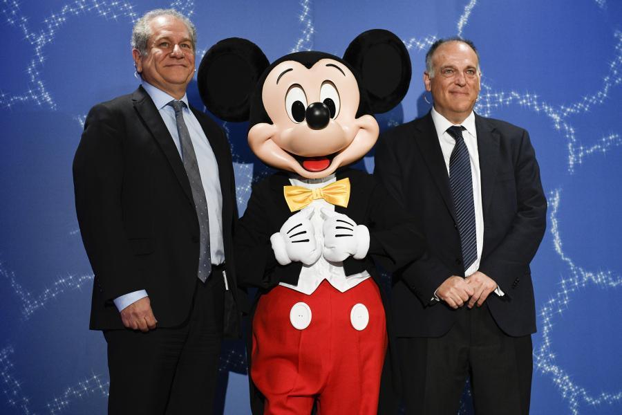 """Disney """"ficha"""" por LaLiga para fomentar los valores del deporte"""