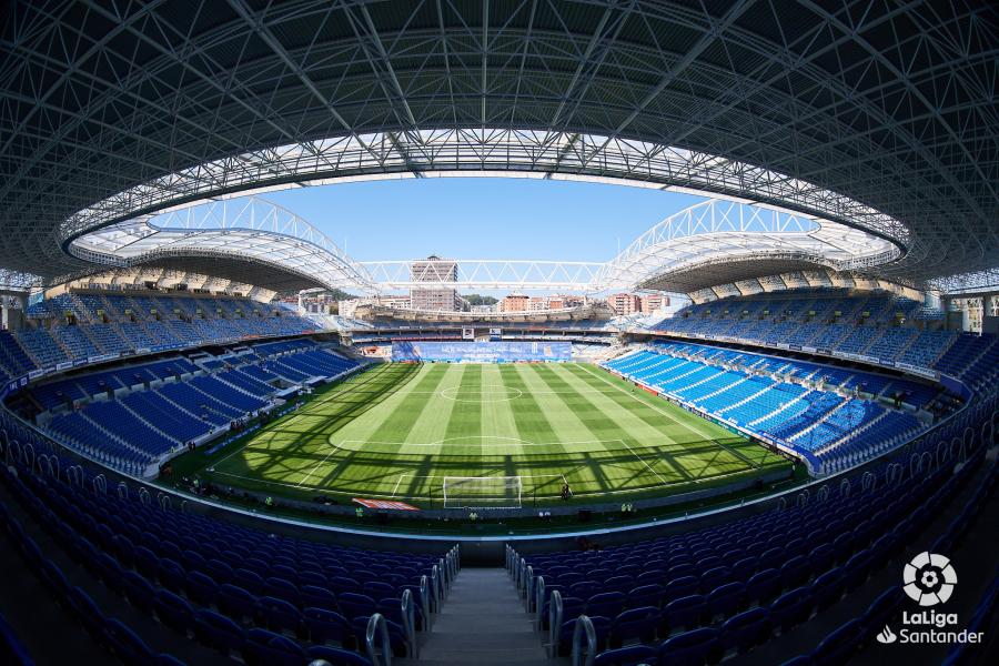 """El """"estadio de ensueño"""" de la Real Sociedad es la nueva joya de la corona de San Sebastián."""