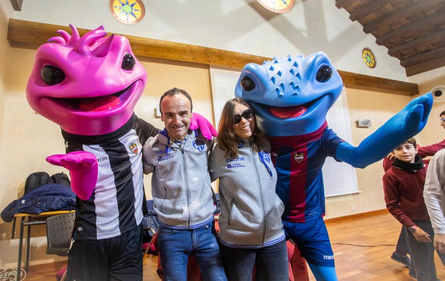 Levante UD: La inclusión social antes que la competición