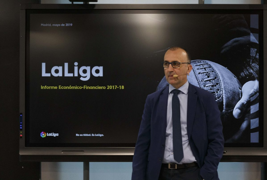 Los clubes españoles aumentan sus ingresos en un 20,6% en una sola temporada