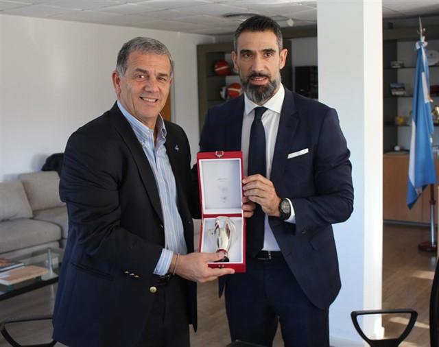 LaLiga y Argentina establecen un acuerdo de colaboración para luchar contra el dopaje en el deporte
