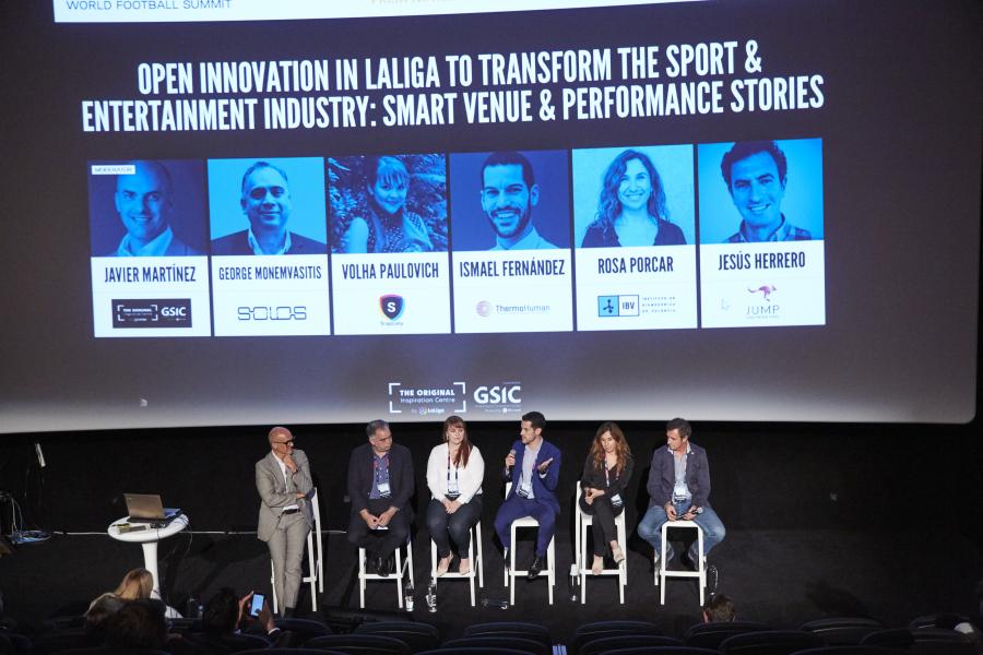 LaLiga y GSIC premian a 10 start-ups deportivas que impulsarán la innovación de la organización y sus clubes