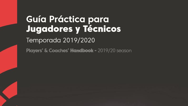 El manual que explica LaLiga a jugadores y entrenadores