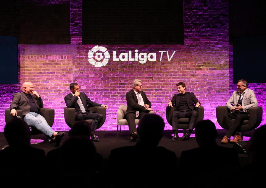 LaLiga impulsa su presencia en Reino Unido y Irlanda gracias al lanzamiento de LaLigaTV