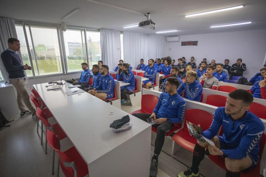 LaLiga trabaja con los futbolistas para dejar fuera de juego los amaños de partidos y las apuestas fraudulentas