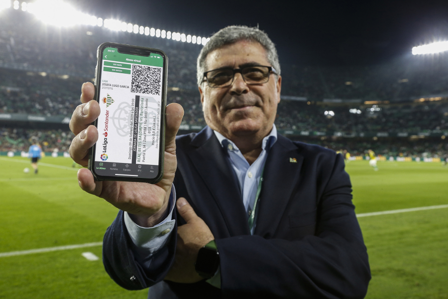 The digital transformation of Real Betis: Ticketing and governance via app