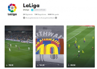 LaLiga clubs seeing rewards after joining TikTok