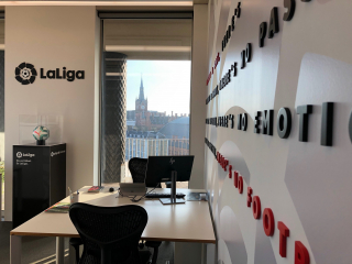 LaLiga UK and Ireland growth continues with new London office