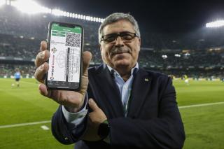 La transformación digital del Real Betis: venta de entradas y gestión a través de la aplicación