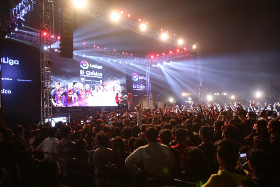 LaLiga en India: el desarrollo del fútbol en el como principal objetivo