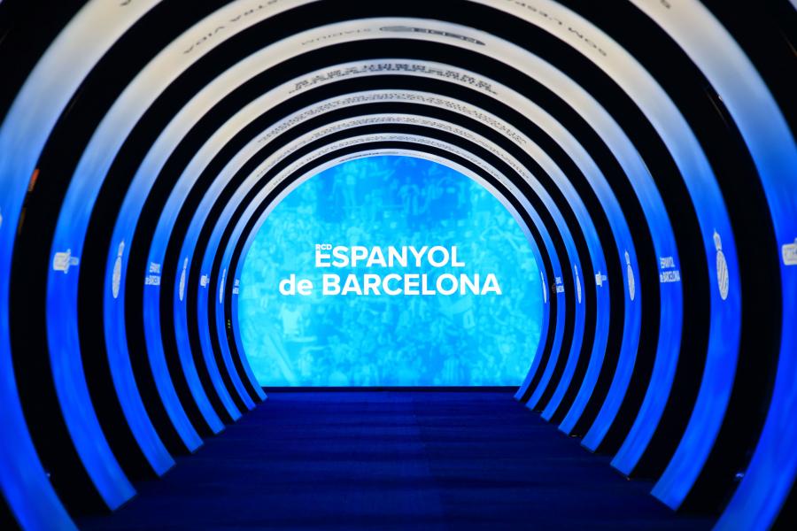 El RCD Espanyol, primer equipo de LaLiga que integra la tecnología de pago cashless