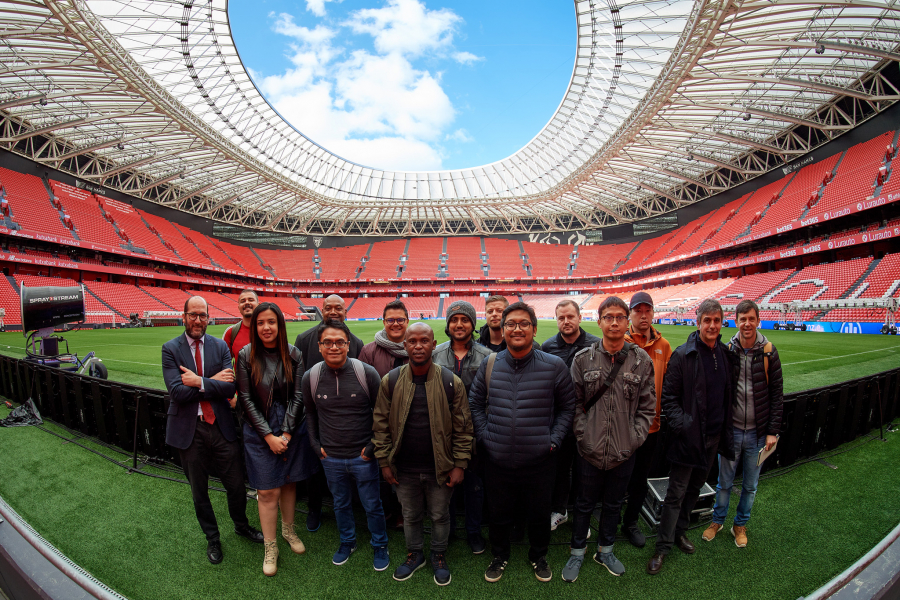 La prensa internacional destaca el papel de los ejecutivos de los clubes de LaLiga