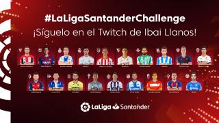 #LaLigaSantanderChallenge reaches 11 million viewers