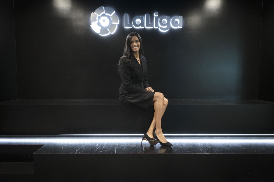 LaLiga is sharing online technology to enable remote working