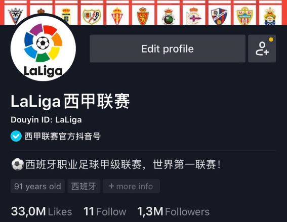 LaLiga continues international growth with new digital agreements in China and the USA