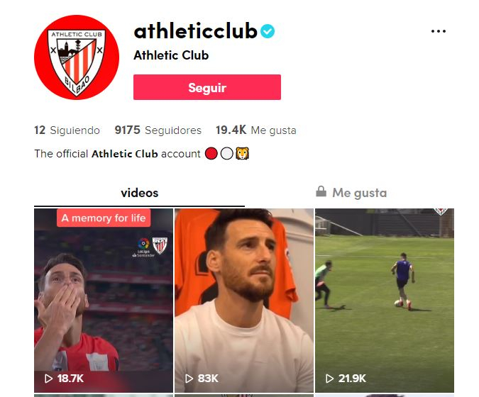 Athletic Club targets new audiences after landing on TikTok