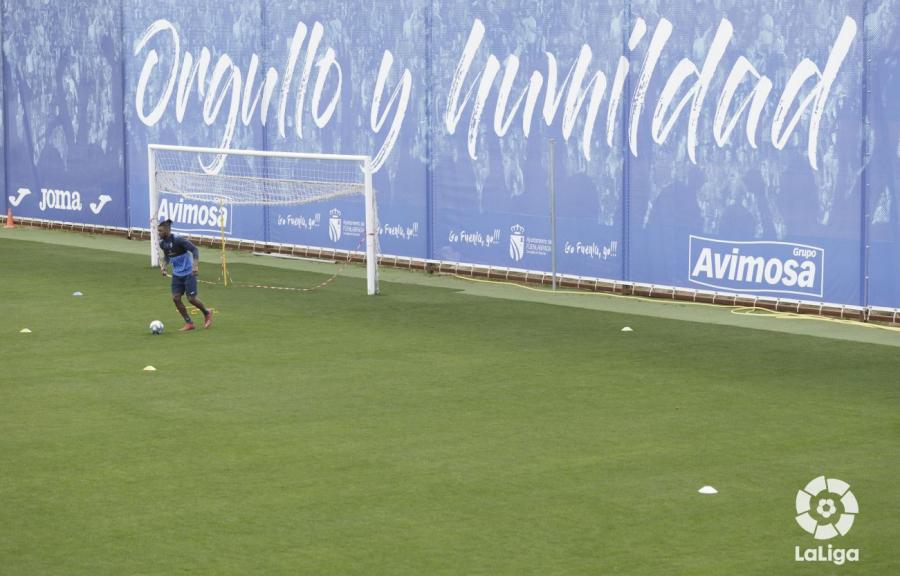 CA Osasuna y CF Fuenlabrada ponen el foco en seguir ayudando a los suyos en la desescalada