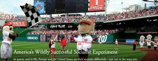"""""""America's Wildly Successful Socialist Experiment"""""""