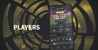 LaLiga y El Club del Deportista lanzan Players, una aplicación pionera para jugadores