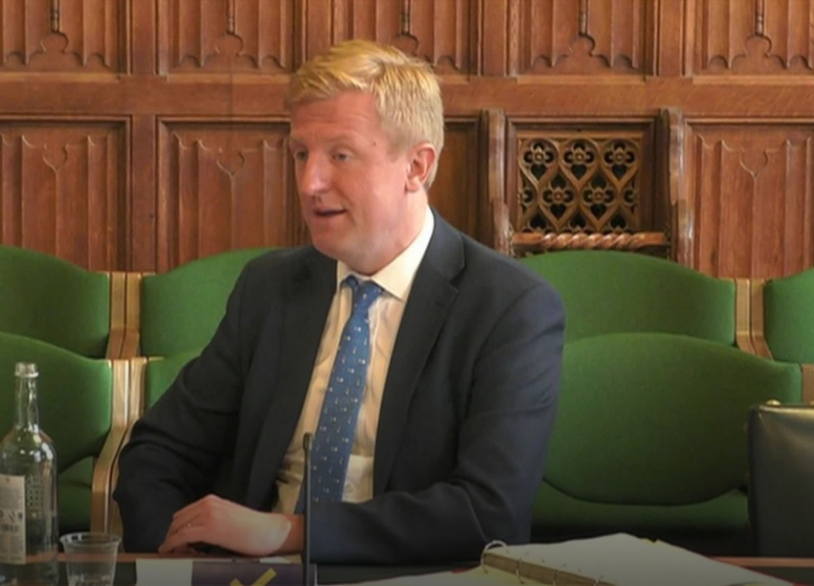 Interview with Culture Secretary Oliver Dowden provides insights