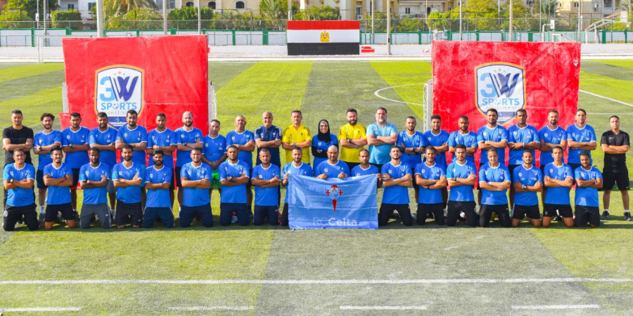 Celta Vigo's academy opens new international opportunities in Egypt