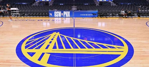 NBA Warriors submit plan to test all fans before they are allowed to enter, hoping State will approve 50% capacity