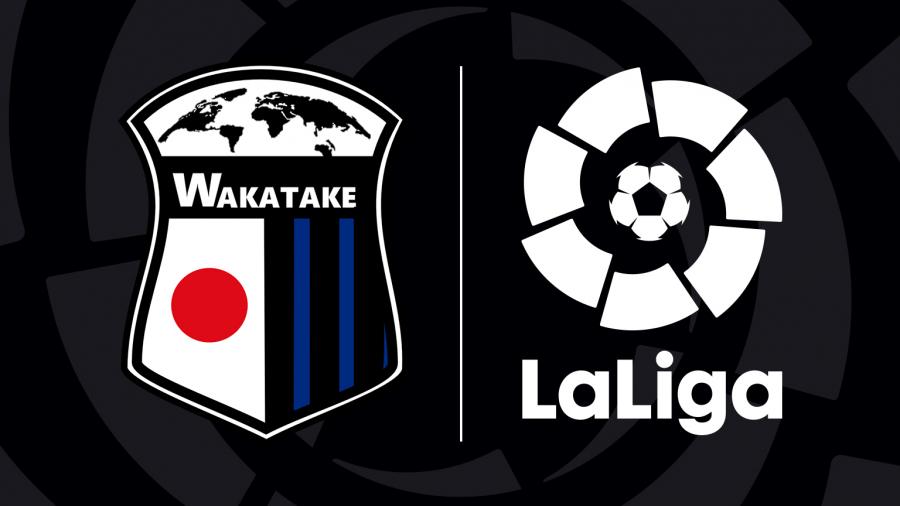 LaLiga y Wakatake Group unen fuerzas en Japón
