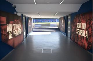 La SD Huesca se transforma digitalmente con el objetivo de ser un club más sostenible