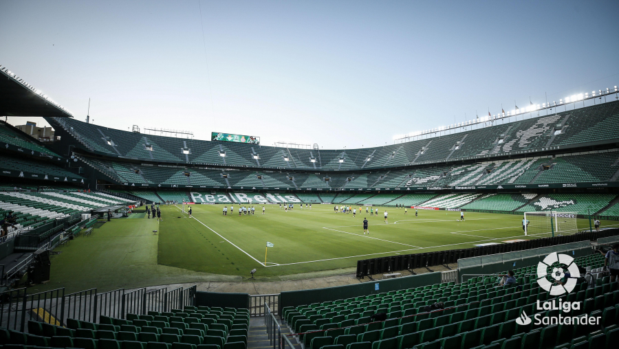 Real Betis creating 5G-connected stadium thanks to pioneering installation at Benito Villamarín