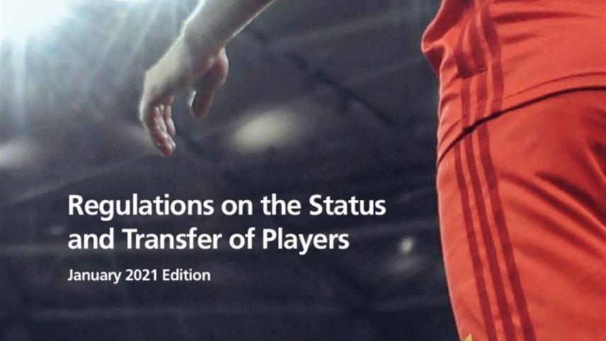 De las nuevas enmiendas al Reglamento sobre la Transferencia y el Estatuto del Jugador