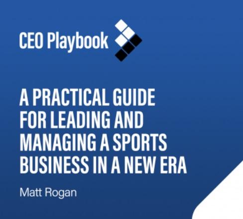 SportsPro Insider's CEO Playbook