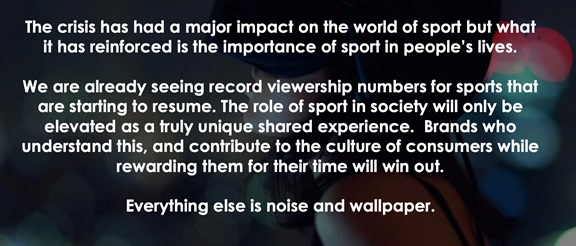 Mediacom Sports & Entertainment report