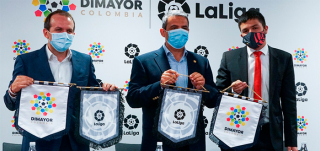 Colombia's DIMAYOR will work with LaLiga to create its own economic control system