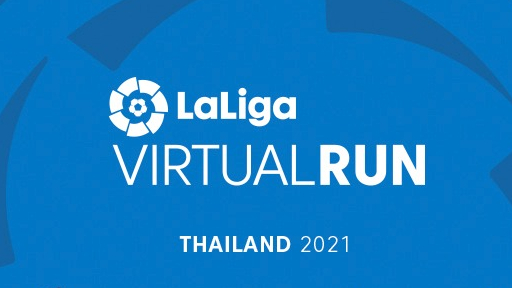 LaLiga joins commercial alliance in Thailand to create virtual running competition