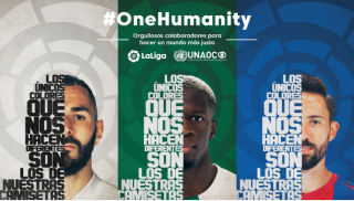 LaLiga unites with the UN to create global campaigns for social change
